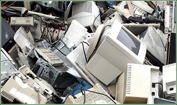 Retirada de Lixo Eletrônico